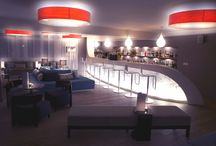 Hotels & Bars / Interesting ideas and concepts for hotel and bar design.