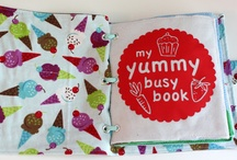 For Kiddies - Fun and Activities  / Kid friendly crafts, games, and things to do / by Tiffany Williams