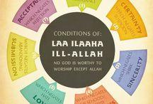 SYAHADAH - The 1st Pillar of Islam