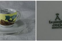 Espresso cups / Espresso kopjes