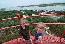 St Augustine with kids