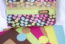 Recipes binders / by Tosha Witt-Robbins