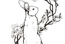 rabbit, rabbit