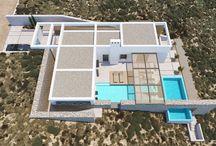 Private Residence in Paros