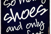 Shoes ❤ / Tantos Sapatos E Só Um Par De Pés.!