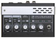 Music Recording Equipment