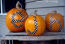 Halloween/Fall  / by Michele Runge