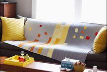 Gelb (Yellow) Quilt