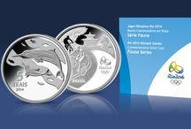 SREBRNE MONETY / Srebrne monety, zestawy i kolekcje monet srebrnych z mennic całego świata