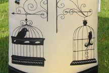 Táskák - Bags (my works)  ( #handmade ) / Egyedi tervezésű és egyedi készítésű táskák. Saját munkáim.  # handmade #design #spring  #cosmetic #bag #accessories #kézműves #egyedi #tavasz #neszesszer #táska #kiegészítő  www.facebook.com/bellestidesign  www.bellestidesign.meska.hu