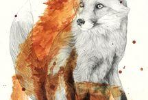 Art / (Poster, Illustration, Fine art, Design and so on)