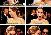 Jennifer Lawrence Gets Her Own Board / by Elisma van Eeden