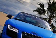 Beautiful and Fast Cars