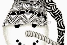 Zentangle and Doodles