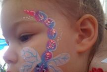 Facepainting / Face painting ideas and designs