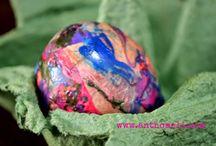 Easter eggs techincs