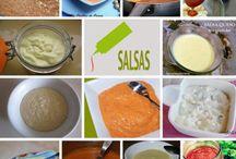 salsas para pasta