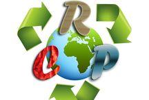 Reciclaje Productivo Creativo / Labores artesanas y artísticas, reutilizando y reciclando materiales habituales del hogar o de la naturaleza para crear productos útiles y funcionales desde un punto de vista creativo.