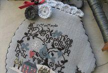 cross stitch / by Susan la Fave