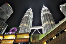 Visited - Malaysia - Kuala Lumpur / These are all the places I visited and activities I did in Kuala Lumpur, Malaysia. The pins are mostly travel guides, photos and blog posts shared by travelers as well as top travel bloggers.