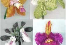 DIY Beaded Flowers