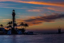 lighthouses / by Lissette G.