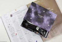 Birchbox October - Air Star Sign box