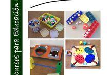 Educación infantil matemáticas
