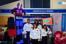 EXPO PROMOCIONALES 2016 / Equipo Alx Design presente en Expo Promocionales 2016