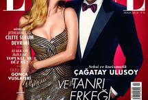 Çağatay Ulusoy - Elle Türkiye (Emre Doğru/2014)