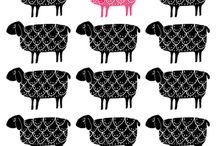 """The Black Sheep / Ever heard of the phrase, """"The Black Sheep of The Family?"""" Thats exactly where the inspiration for JLNY came from. Stand out from the herd."""