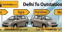 Delhi to outstation taxi