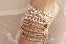 Beaded wrap bracelets ★