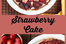 Strawberry Recipes / Sweet & Savory Strawberry Recipes, all in one place.