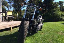 Fat Bob / Harley Davidson