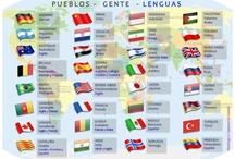 Espanhol para clases / Mateiales en la lengua para estudiar.
