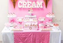 Ice cream & Doughnut Party