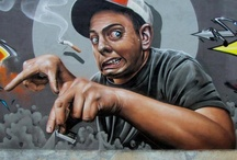 GRAFFITIS / GRAFFITI MAS QUE UN ARTE