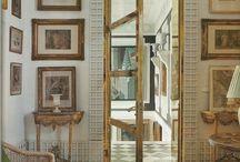 Inredning i 1800-talsstil