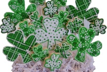 St Patricks day cookies / by Debbie Pennypacker