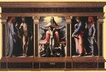 Domenico Beccafumi / Opere d'arte di Domenico Beccafumi. Per conoscere l'artista: http://www.finestresullarte.info/Puntate/2013/21-domenico-beccafumi.php