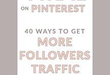 Pinterest Tips / Pinterest tips, pinterest growth, pinterest strategies, tips and tricks, pinterest tools, girlboss, business tools, startup, entrepreneur, business, branding, social media, pinterest