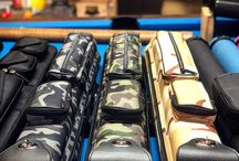 Pool Cue Cases by GR8 Billiards