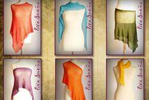 El ponchito multiuso / Una prenda pensada para usarla de muchas formas. Falda, foulard, chal, camiseta, top, chaleco, bufanda, pañuelo y poncho. 100% bambú ecológico. Mas de 50 colores