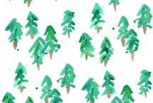 Christmas fabric for pillows