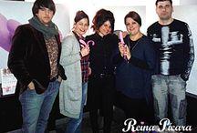 Showroom Adrien Lastic / Showroom con nuestro amigos de Adrien Lastic!