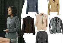 Fashion - It's Handled / Olivia Pope-inspired style