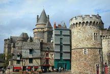 Bretagne - L'est.