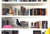 Dicas de como modernizar e organizar as estantes!