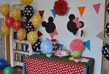 Minnie Mickey Mouse birthday party